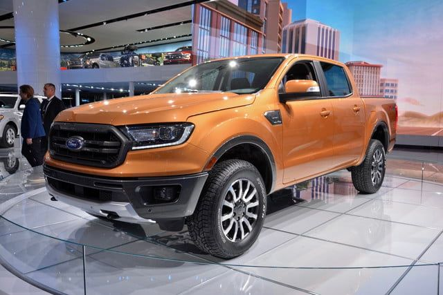 2019 Ford Ranger Midsize Pickup Truck Can Tow 7 500 Lbs Ford Ranger Ford Ranger Pickup 2019 Ford Ranger