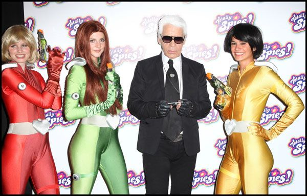 costume totally spies
