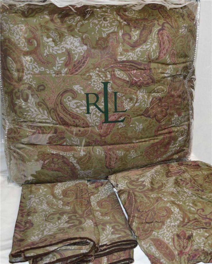 25+ best ralph lauren comforter set ideas on pinterest | toile
