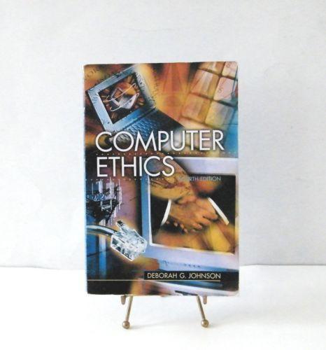 Computer-Ethics-Fourth-Edition-Deborah-G-Johnson-2009-Paperback