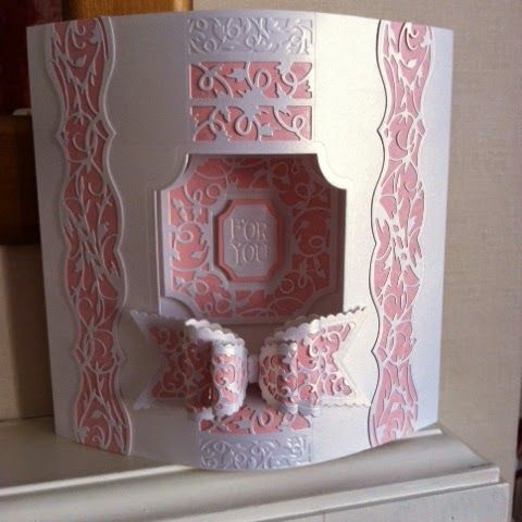 Crafty Diva Cards: Pretty in Pink