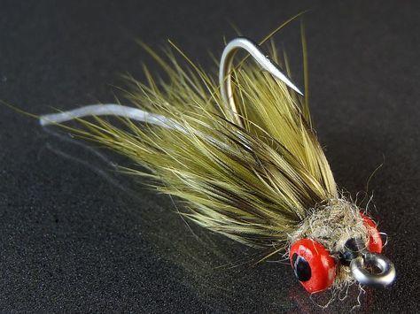 Zach Janssen's Wizard Sleeve Carp Fly