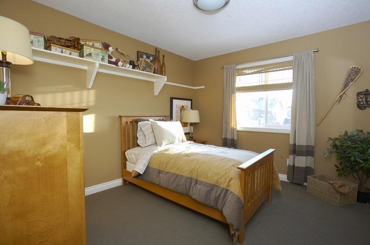 Children's Room Bedroom   WestView Builders   Montrose Calgary   Showhome