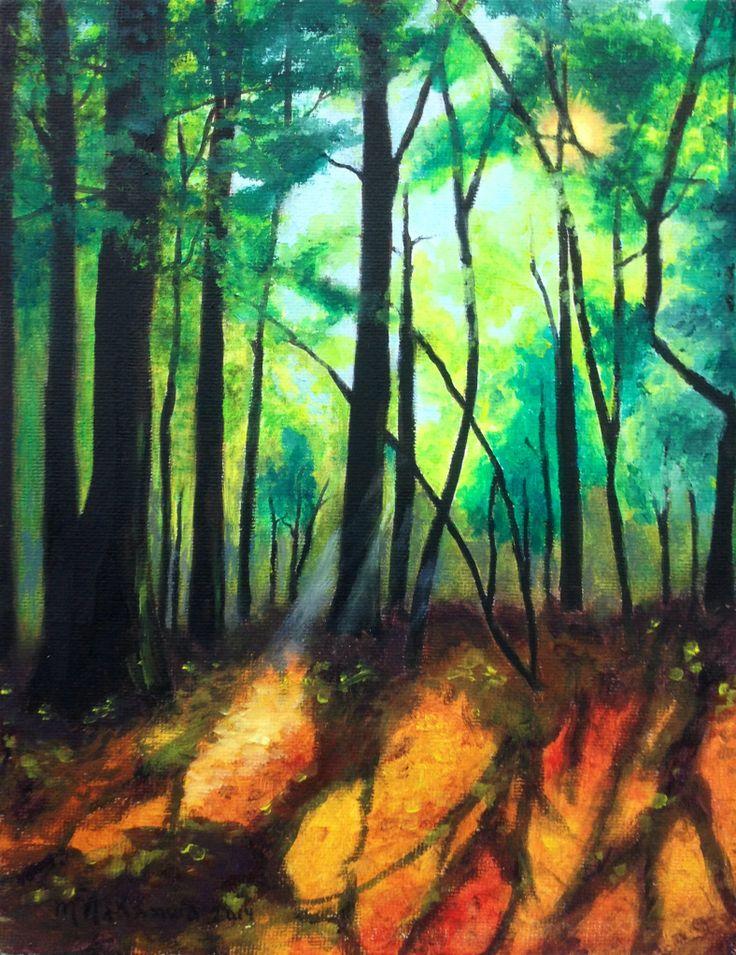 Custom Oil Painting by maryrosenakamurafineart@gmail.com