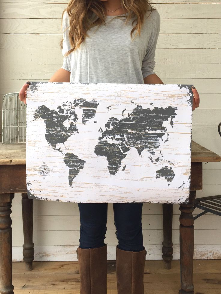 Old World Map, World Map Art, World Map Print, Old World, Rustic World Map, World Map Wall Art, World Map Wood, Poster, Old World Map Decor by honeywoodhome on Etsy https://www.etsy.com/listing/254381607/old-world-map-world-map-art-world-map