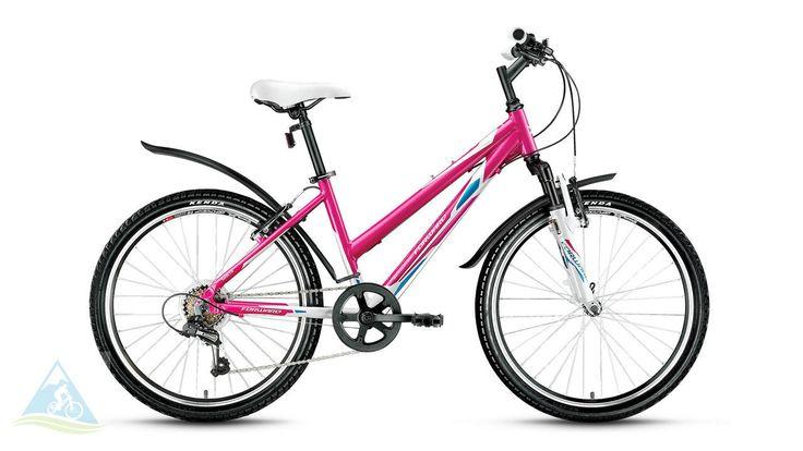 Велосипеды спортивные горный 24 Forward Seido 1.0
