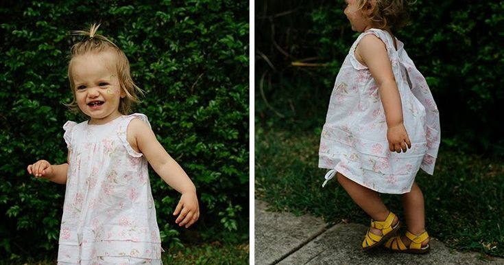 this little port: mother daughter style: fabrik