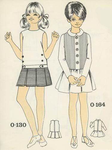 Dot Pattern System Deluxe: Girls' Dresses