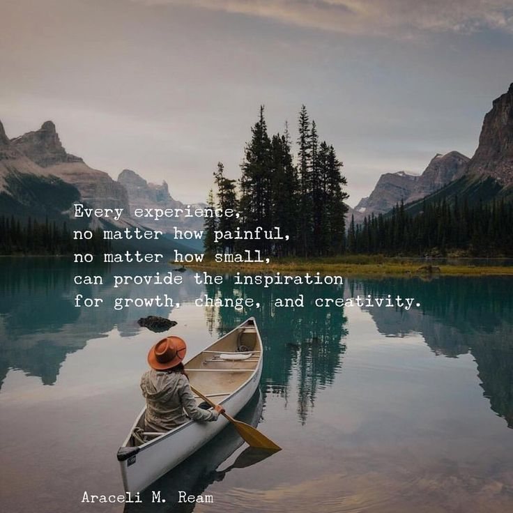 Quote by Araceli M. Ream (Photo: Matthew Hahnel)