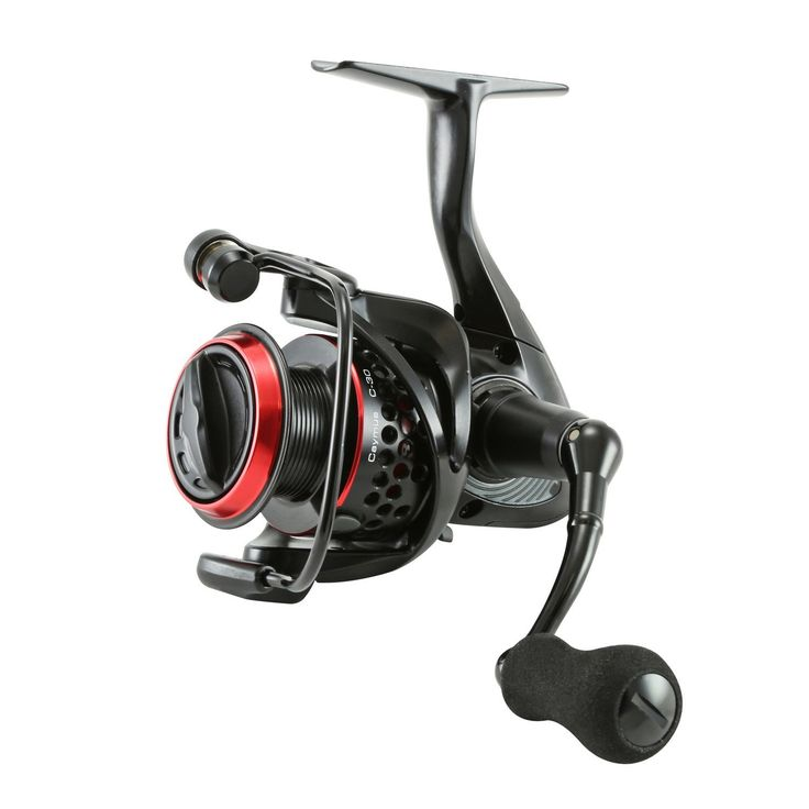 Okuma C30CL Caymus (Clam Pack) 7 BB   1 RB Spinning Reels * Learn more by visiting the image link.