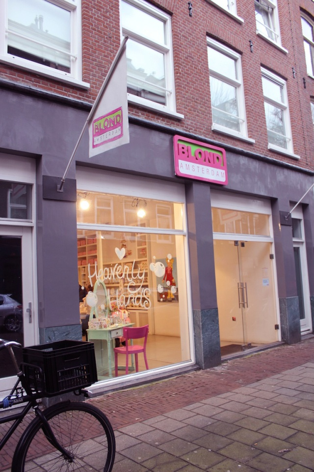Blond Amsterdam Gerard Doustraat 69, Amsterdam, Nederland