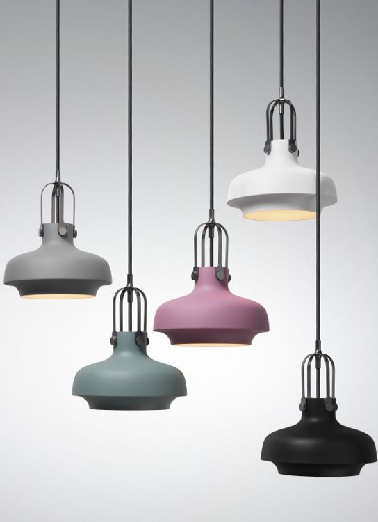 &tradition launches the Copenhagen Pendant by Space Copenhagen