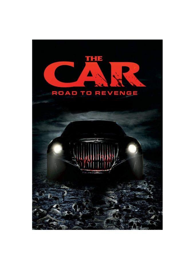 The Car Road To Revenge Revenge Thriller Darth Vader