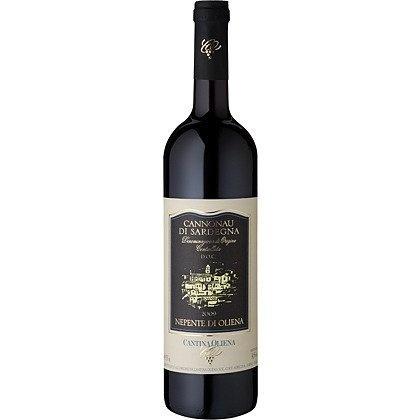Cantina Oliena - Nepente Cannonau di Sardegna, Cantina Oliena 2009 - 750ml: Amazon.de:   Der Cannonau ist der Adler unter den vielfältigen Rebsorten Sardiniens. In der Barbagia, der Hochebene im Landesinnern ergibt er kraftvolle, warme, würzige und wunderbar komplexe Rotweine. Der berühmteste unter Ihnen ist der Nepente, benannt nach dem schmerzbefreienden Trunk der griechischen Mythologie. Geben Sie diesem majestätischen Wein ein Lamm und er wird es ihnen mit himmlischem Genuss danken.