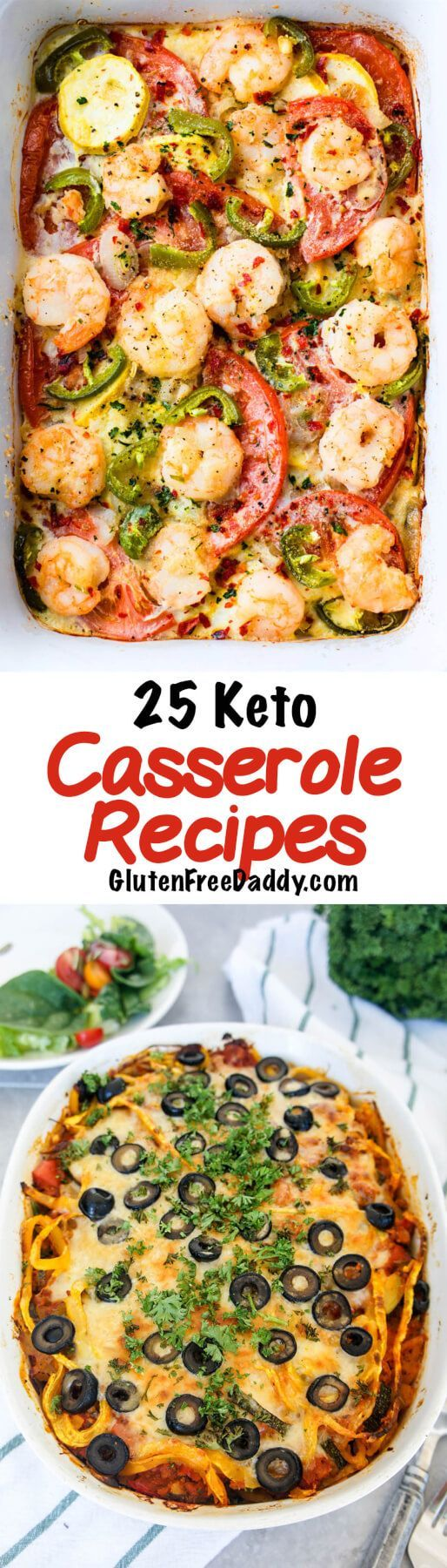25 of the Best Ever Keto Casserole Recipes – Cooking is Easy Now with These Recipes