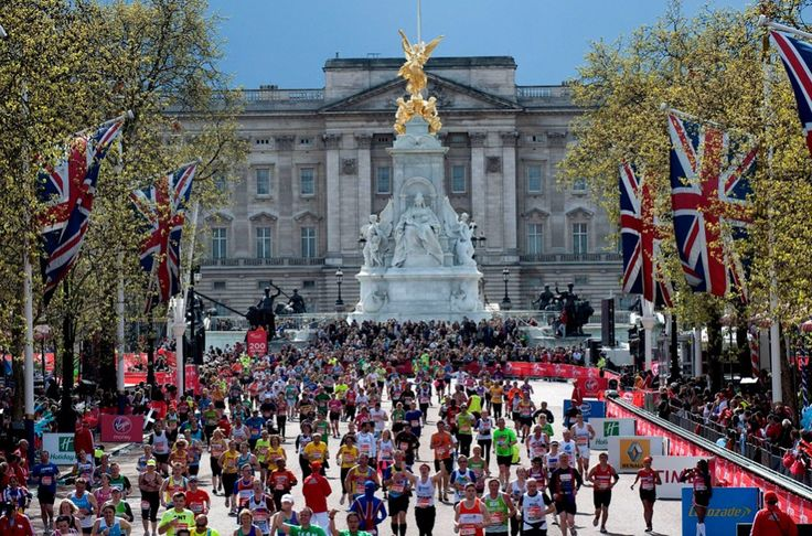 London Marathon - 2009 - My first and it was supposed to be my last!
