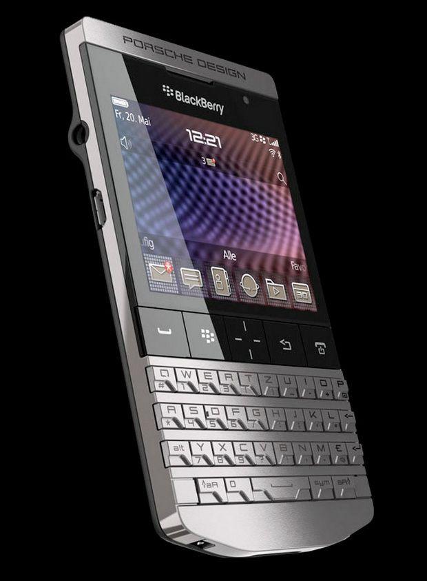Porsche Design x BlackBerry P'9981 Smartphone