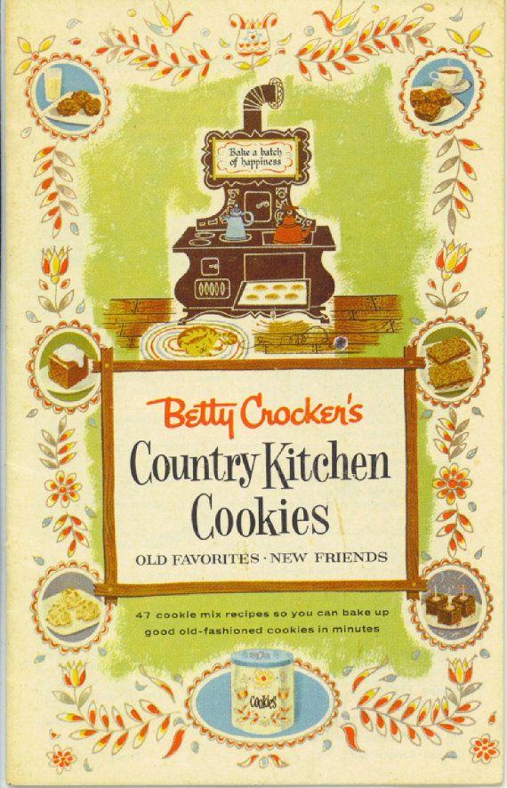 17 best images about vintage cookbooks on pinterest good. Black Bedroom Furniture Sets. Home Design Ideas
