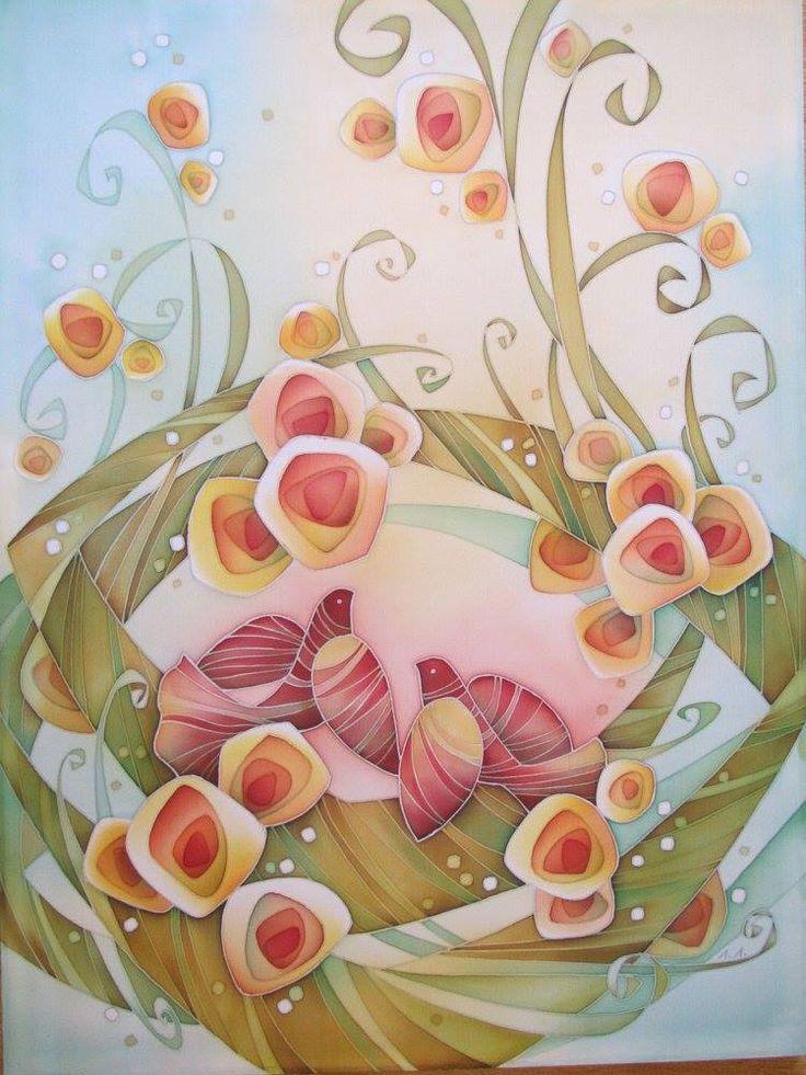 LARISA LUKASH  чудесные картины полтавской художницы Ларисы Лукаш