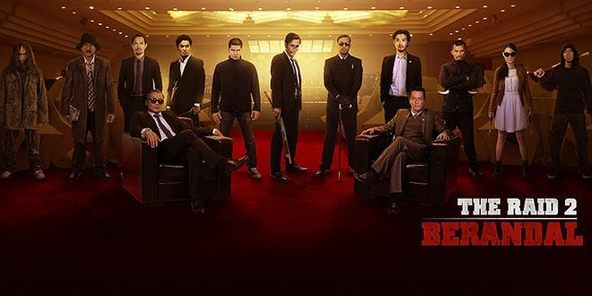 Pemutaran Perdana Film The Raid 2 Berandal Menuai Pujian http://www.yuknontonfilm.com/pemutaran-perdana-film-raid-2-berandal-menuai-pujian/