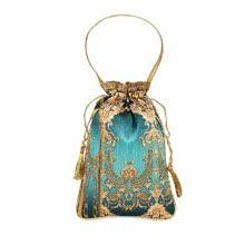 A good gift for girlfriend: Ethnic Print Potli Bag