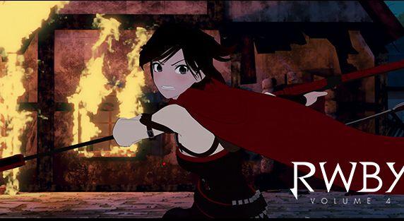 RWBY volume 4 Ruby