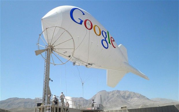 Sri Lanka ties with Google for Internet beamed from balloons