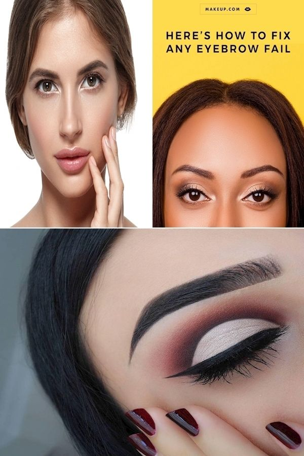 Eyebrow Dye | Best Eyebrow Salon | How To Style Eyebrows ...