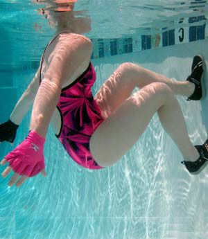 Pool spiderman get off your ss pool - Swimming pool exercises to lose weight ...