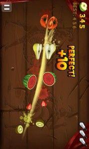 Fruit Slice - Meyve Kesme Oyunu