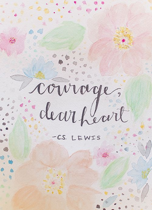Whats a good essay topic to write on courage?