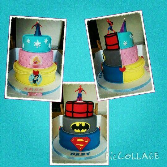 Disney Princess Cake Pinterest