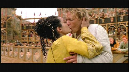 """Shannyn Sossamon & Heath Ledger en """"Destino de Caballero"""""""