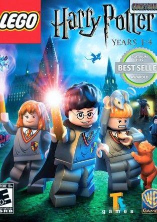 LEGO: Harry Potter Years 1-4 STEAM CD-KEY GLOBAL #legoharrypotter #steam #cdkey #giochipc #pcgames #avventura #azione #childfriendly #cooperazione