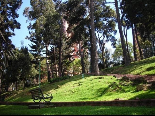 Parque El Chicó / Bogotá - Colombia