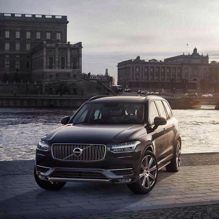 The new Volvo XC90 - Due at Doves Volvo Preston, Lancashire in early 2015!