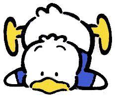 Pekkle Japanese Cartoon Cartoon Drawings Sanrio Characters