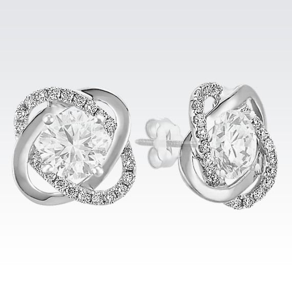 Best 25+ Diamond solitaire earrings ideas on Pinterest