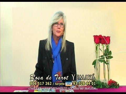 TAROT Y VIDENCIA YEMAYÁ - 61. Aprender a tirar las cartas del tarot gratis en directo. - YouTube