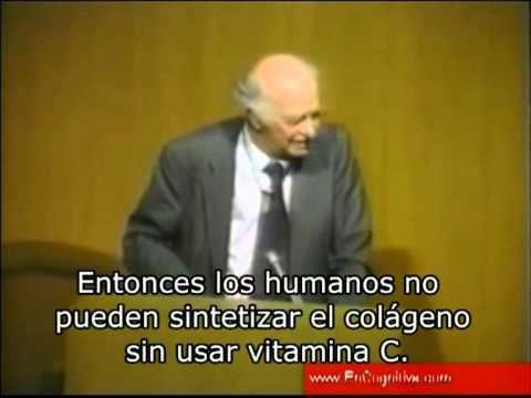 Linus Pauling ( Vitamina C ) dosis necesarias para los humanos