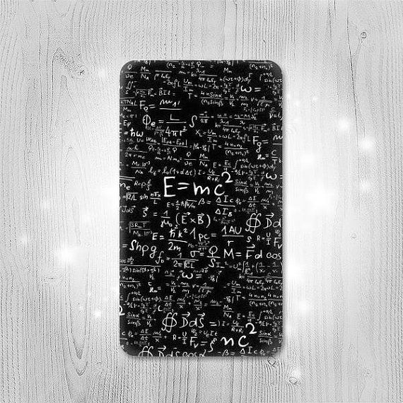 Mathematics Physics Blackboard Equation Gadget by Lantadesign