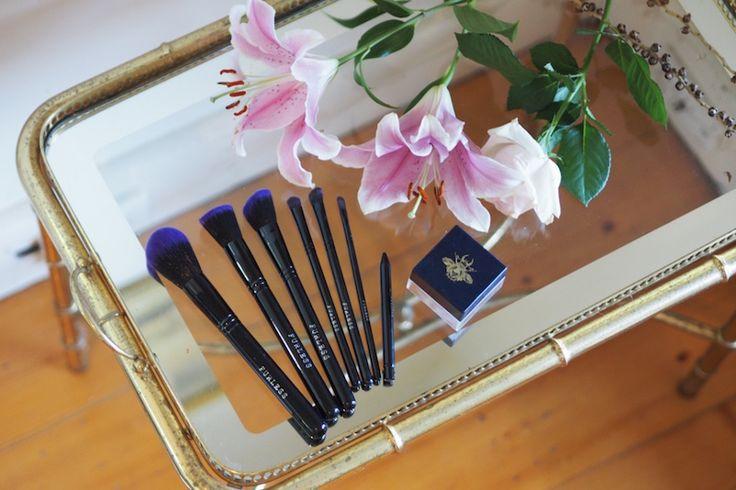 Furless Cosmetics Vegan Eyeshadow + Brushes Review