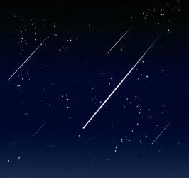 Perseid Meteor Shower :: Start A New Family Tradition