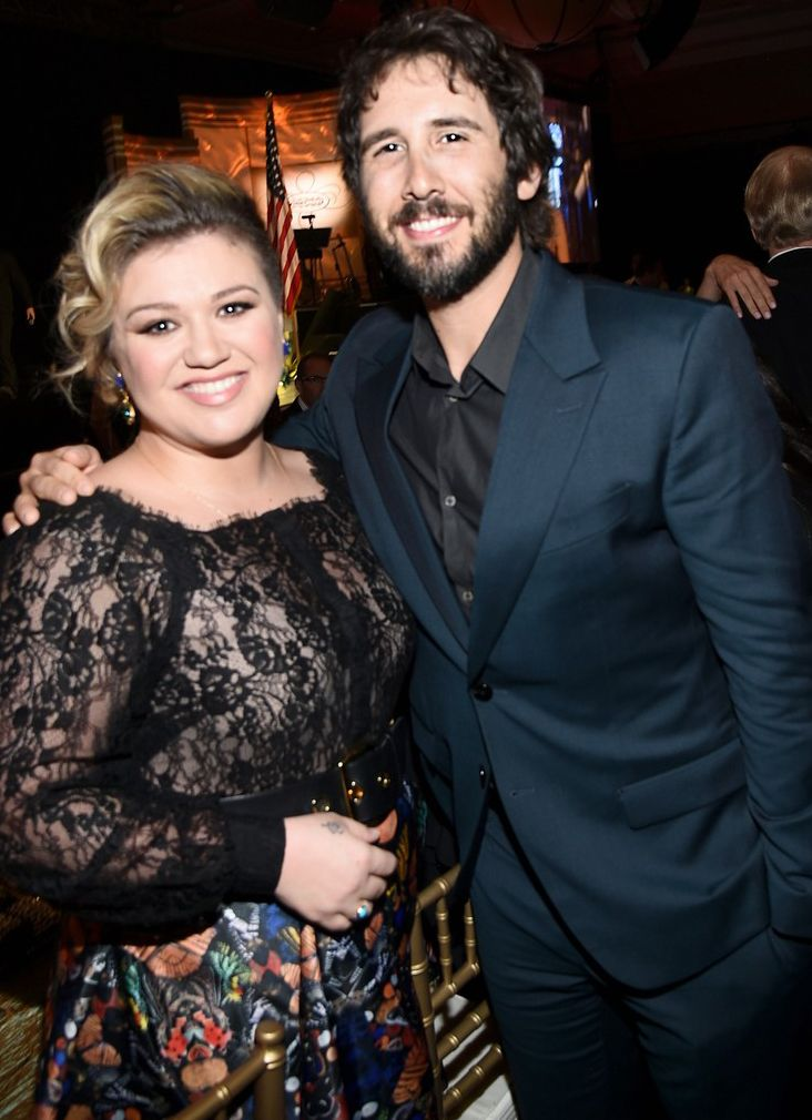 Kelly Clarkson and Brandon Blackstock by http://www.wikilove.com