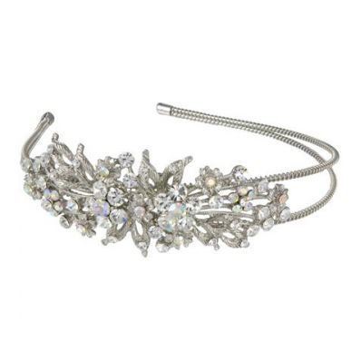 Heirloom of Beauty Side Tiara