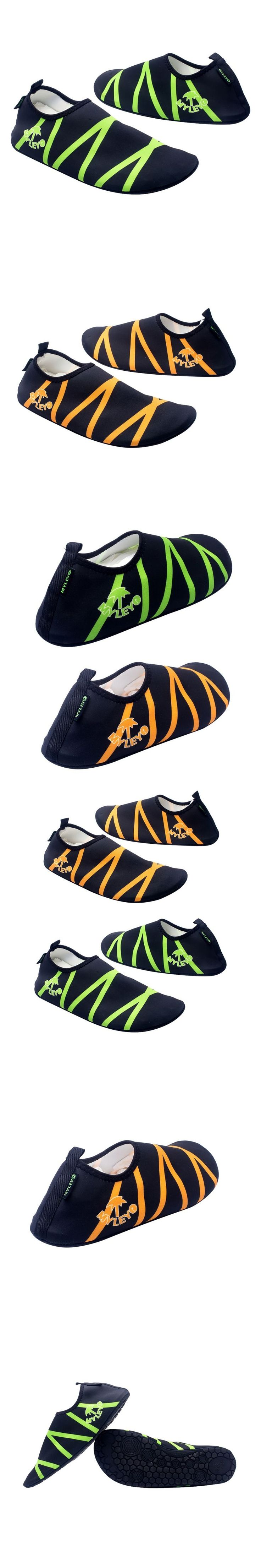Unisex Outdoor Sport Sandals Summer Sport Water Skiing Swimming Shoes Slip-on Soft Diving Boots