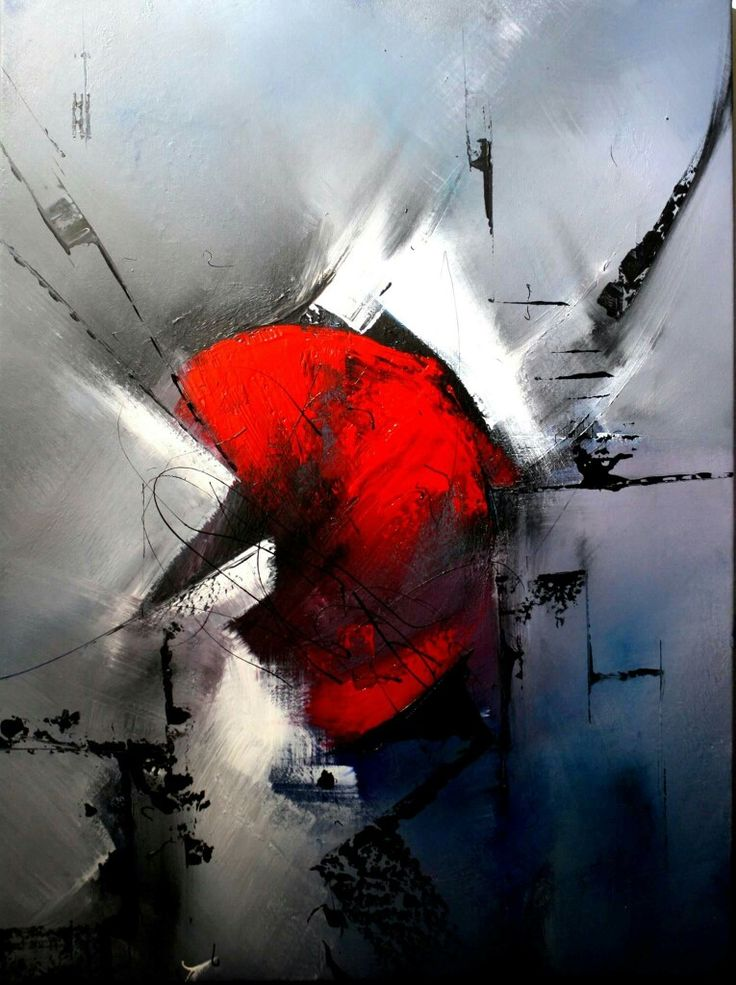 Peinture abstraite - oeuvre unique-