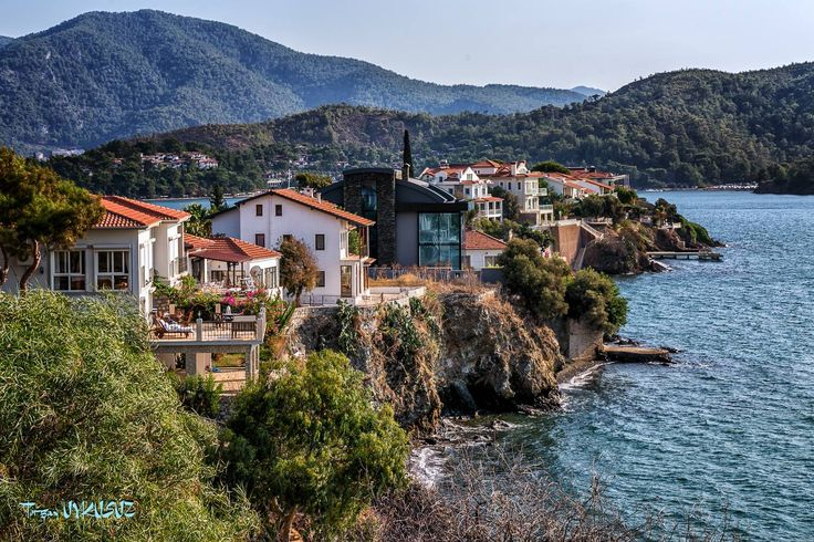 #Sovalye Island (Knight) near is one of most expensive places for in #Fethiye #Turkey