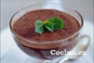 Receta Mousse de chocolates sin azcúcar: http://mousse-de-chocolate-sin-azucar.recetascomidas.com/