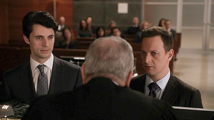 THE GOOD WIFE Episode 5.15 Photos Dramatics, Your Honor - SEAT42F.COM